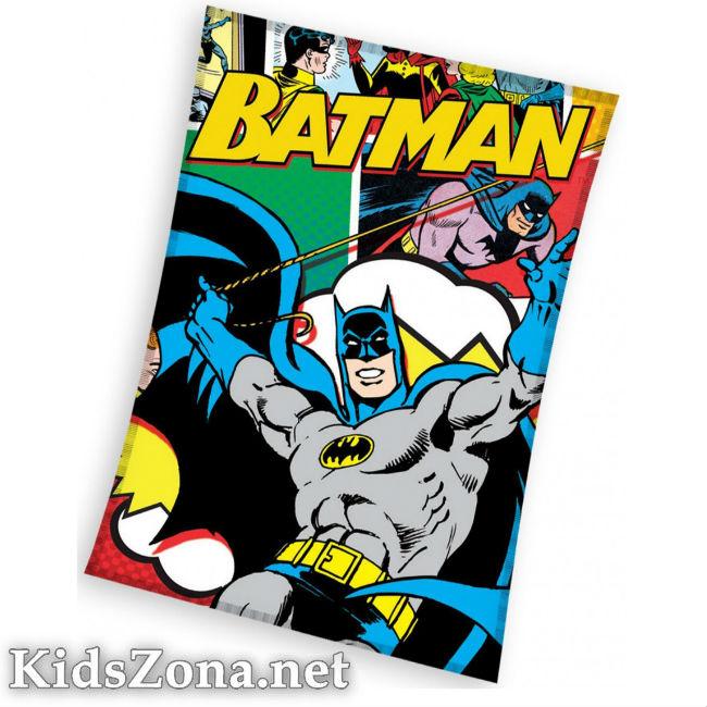 Детско одеяло Batman - М1