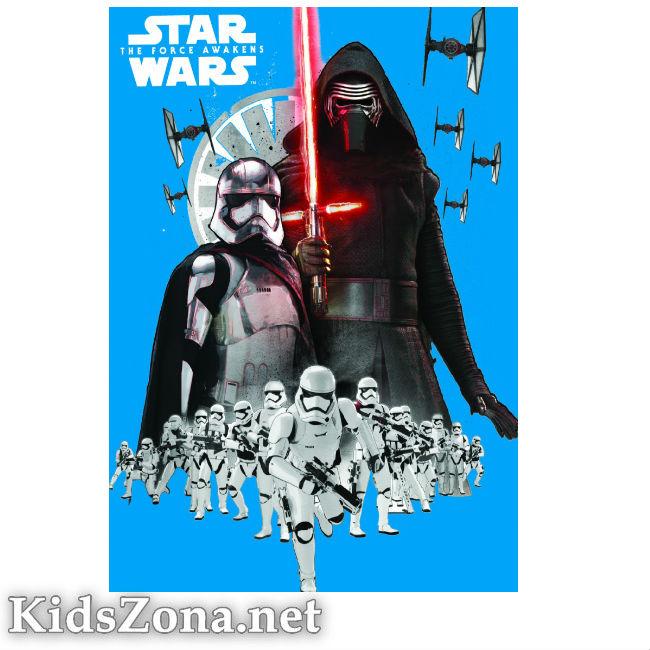 Детско одеяло Star Wars полар - М9