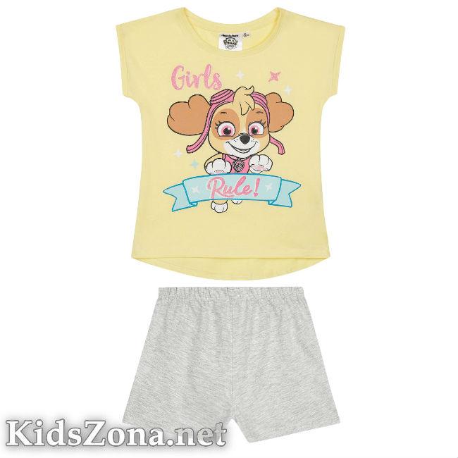 Детска пижама к. р. Paw Patrol - M5