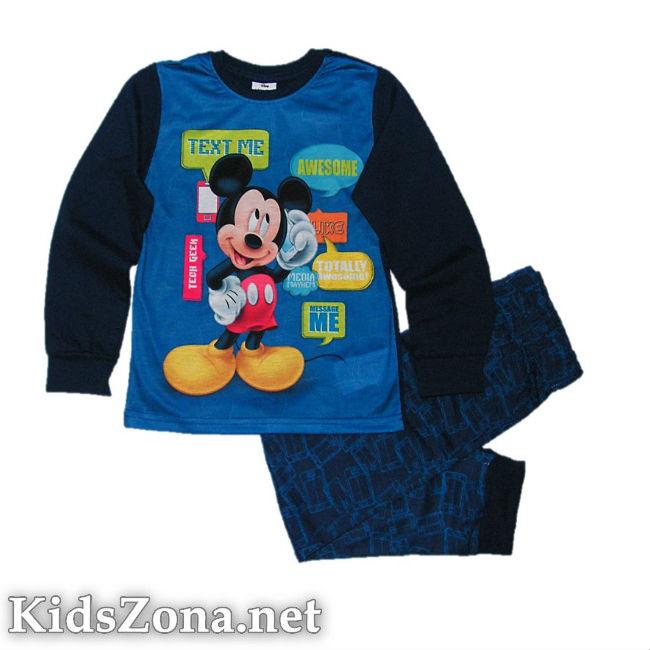 Детска пижама Мики Маус - М2