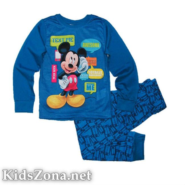 Детска пижама Мики Маус - М1
