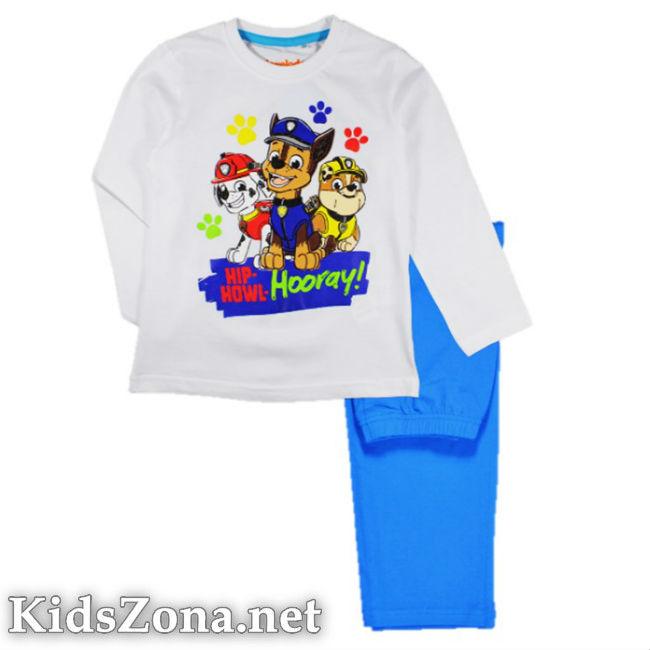 Детска пижама Paw Patrol - M10