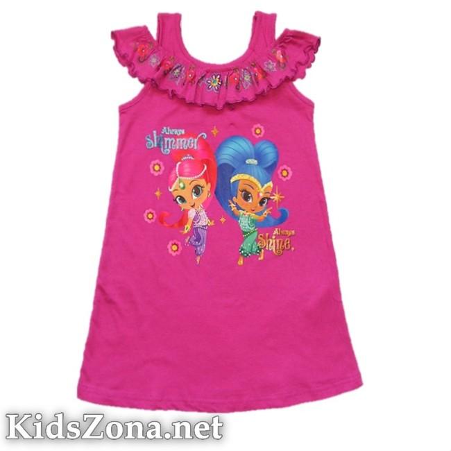 Детска рокля Shimmer & Shine - M2