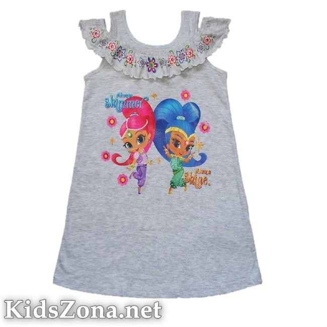 Детска рокля Shimmer & Shine - M1