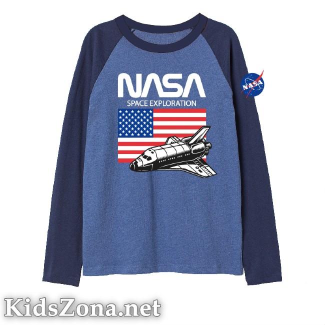 Детска блуза NASA - M1