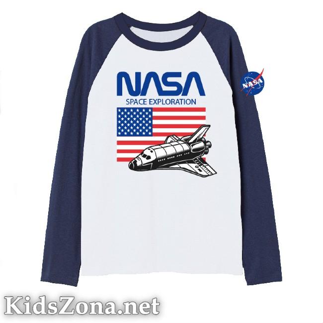 Детска блуза NASA - M2