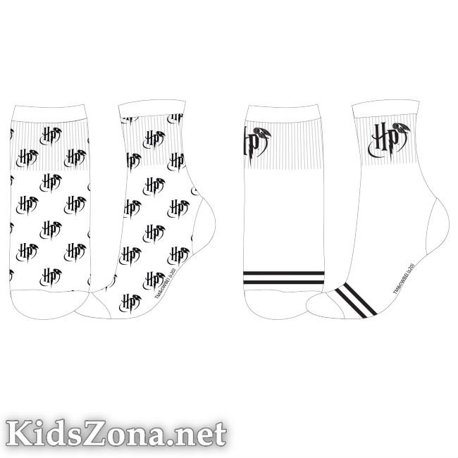 Детски чорапи Harry Potter 2бр. - M1