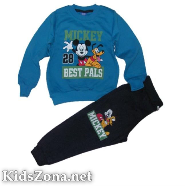 Детски ватиран екип Mickey Mouse - М1