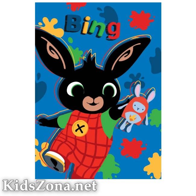 Детско одеяло Bing - M1