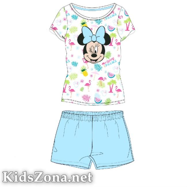 Детска пижама Disney Minnie к.р. - M4