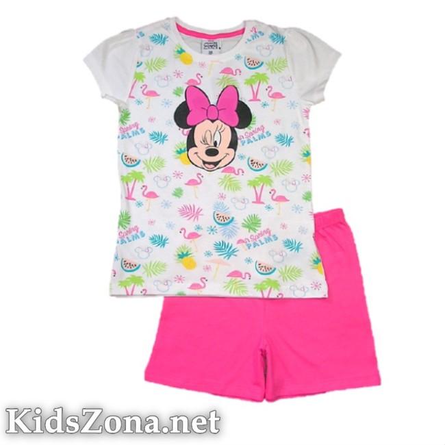 Детска пижама Disney Minnie к.р. - M5