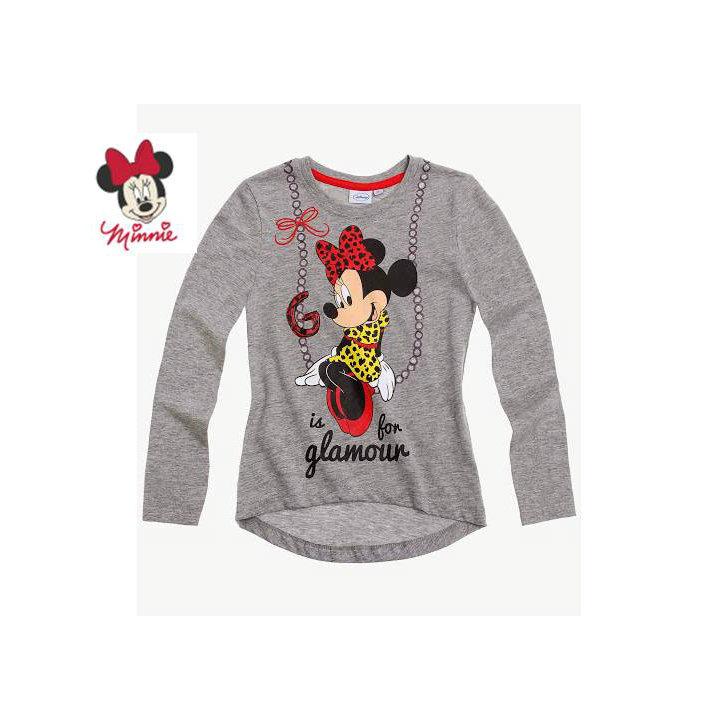 Детска блуза дълъг ръкав Disney Мinnie
