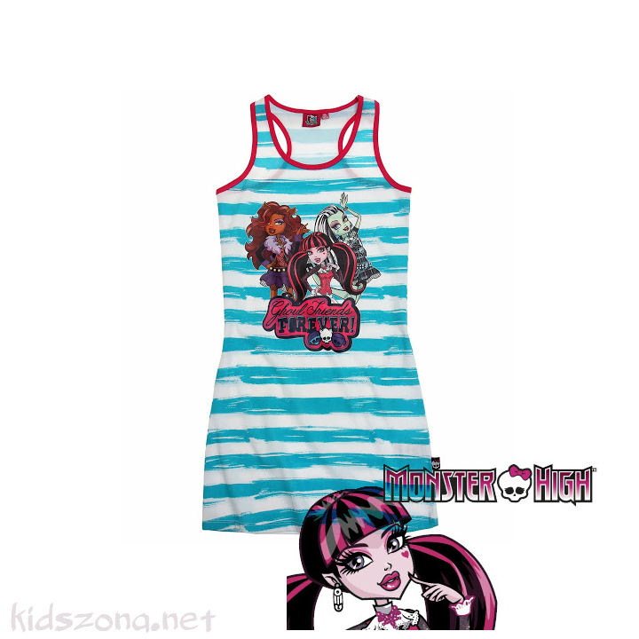 Детска рокля Monster high