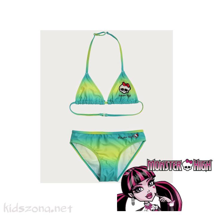 Детски бански Monster High - М3