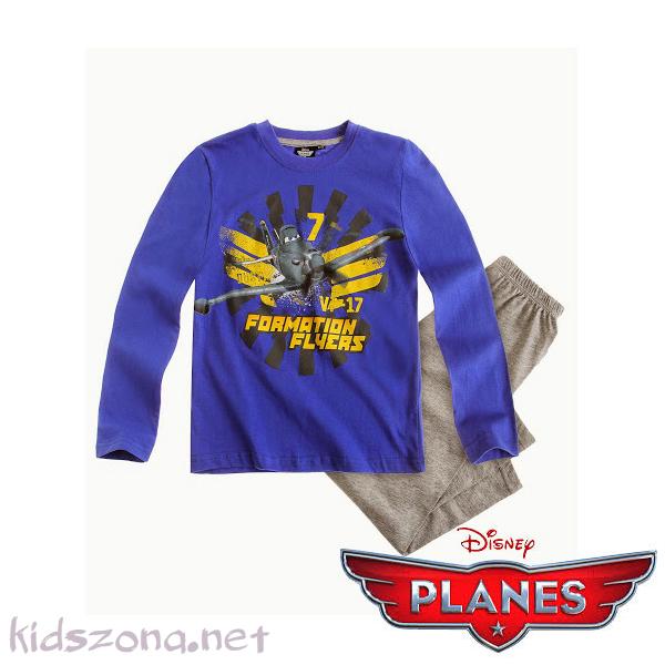 Детска пижама за момче Planes