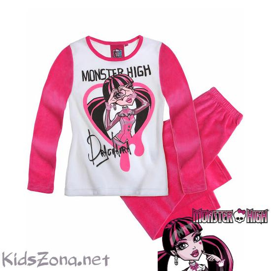 Плюшена  пижама Monster High - М5