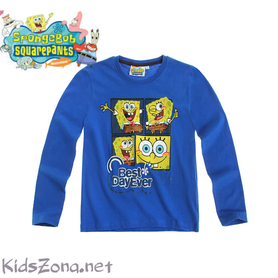Детска блуза Sponge Bob - М1
