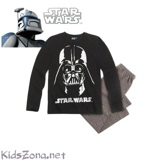 Детска пижама за момче Star wars - M1