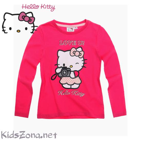Детска блуза Hello Kitty - M1