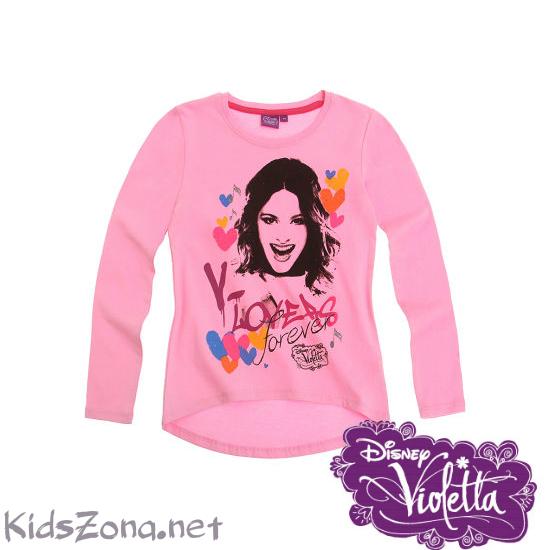 Детска блуза Violetta - M2