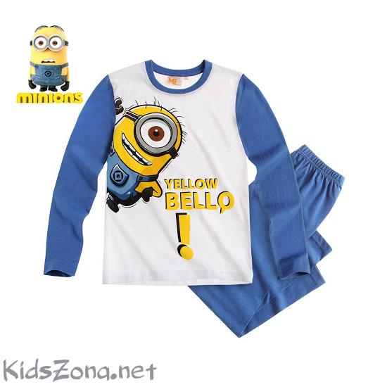 Детска пижама Minions - М3