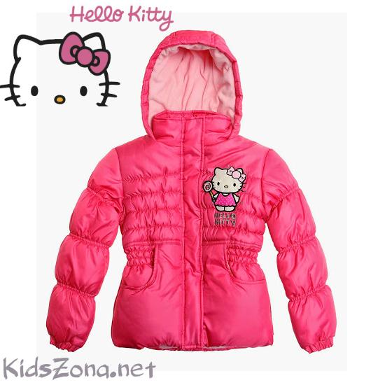 Детско зимно яке Hello Kitty - M2