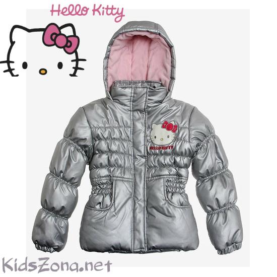 Детско зимно яке Hello Kitty - M1
