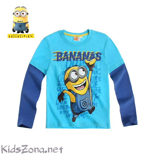 Детска блуза Minions - M3