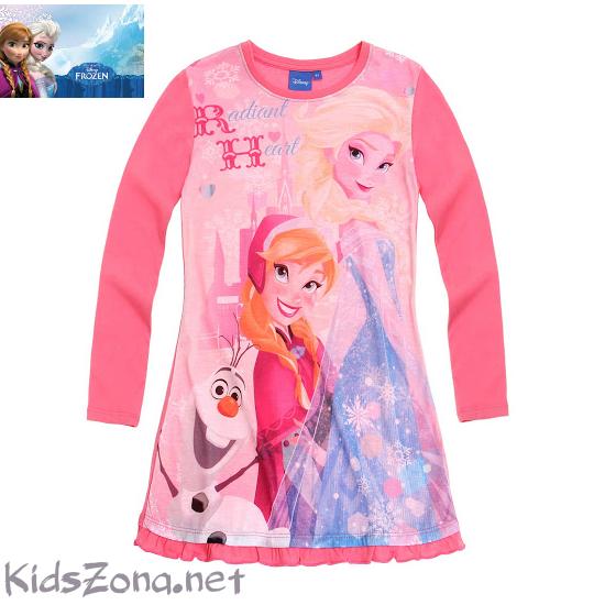 Детска нощница Frozen - М2