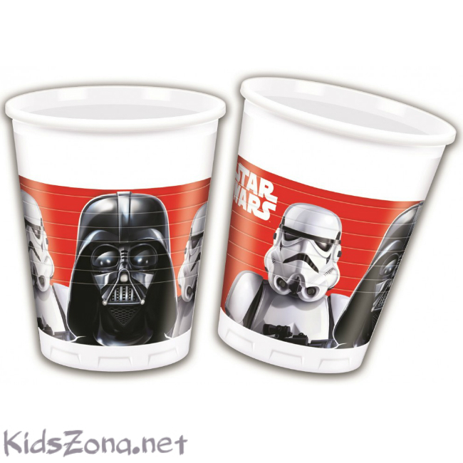 Чашки Star Wars - 200ml.
