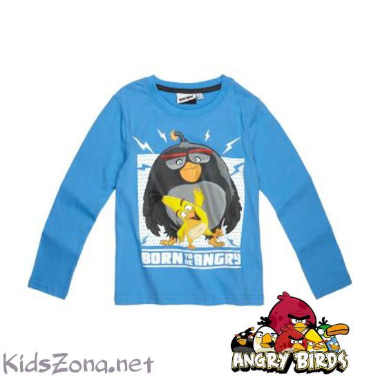 Детска блуза Angry Birds - M2