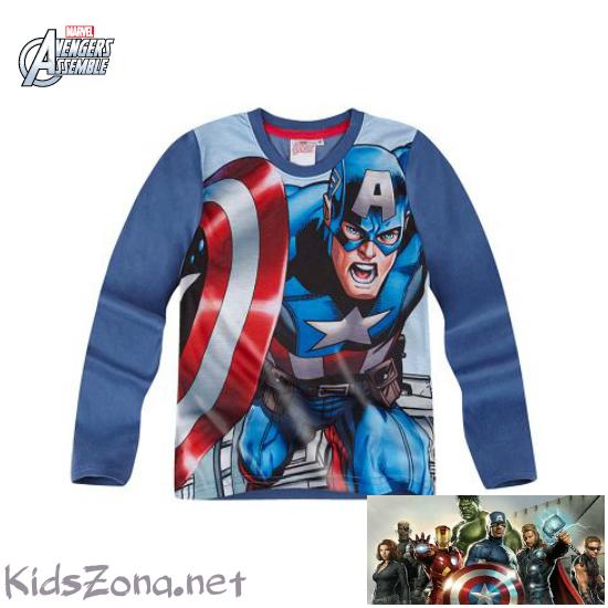 Детска блуза Avengers - M 6