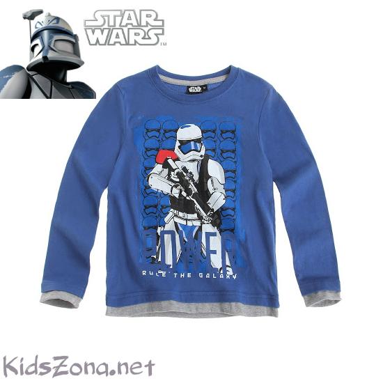 Детска блуза Star Wars - M17