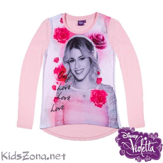 Детска блуза Violetta - M5
