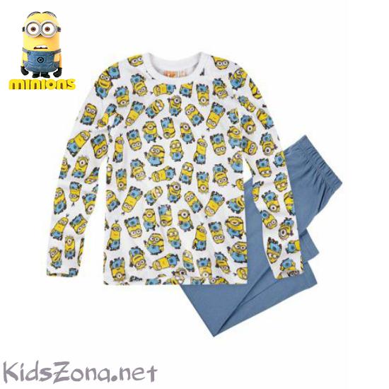 Детска пижама Minions - М6