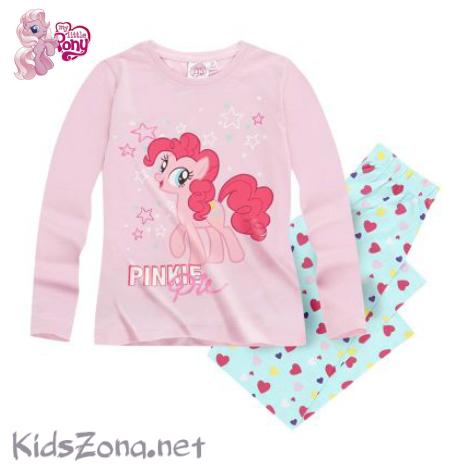 Детска пижама My little pony д. ръкав - M2