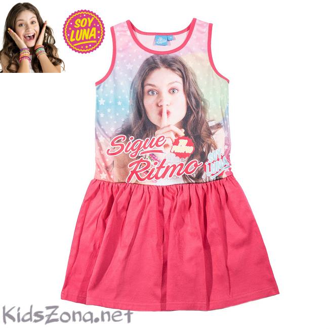 Детска рокля Soy Luna - M1