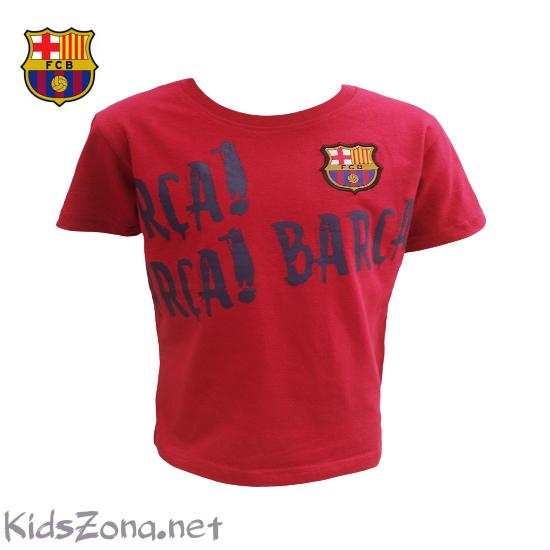 Детска тениска FC Barcelona - М2