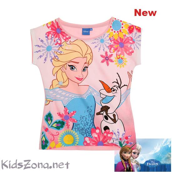 Детска тениска Frozen - М04