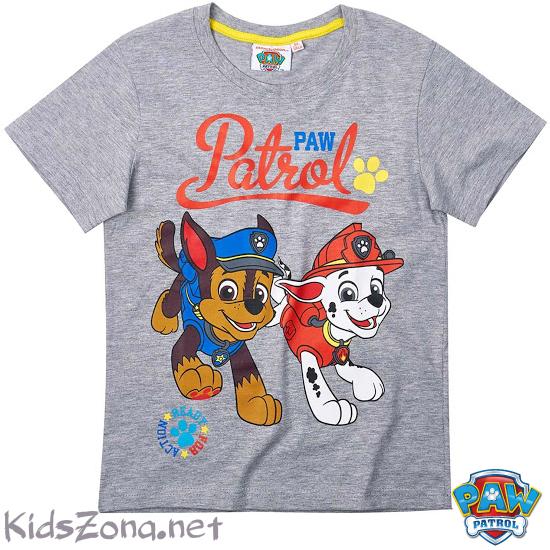 Детска тениска Paw Patrol - M2m