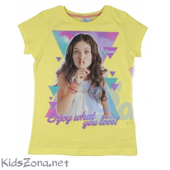 Детска тениска Soy Luna - M3