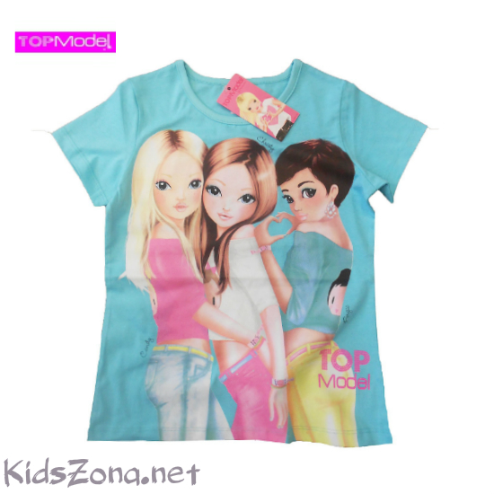 Детска тениска Top Model - M1