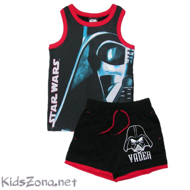 Детски екип Star Wars - M2