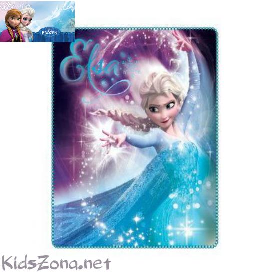 Детско одеяло Frozen полар - М2