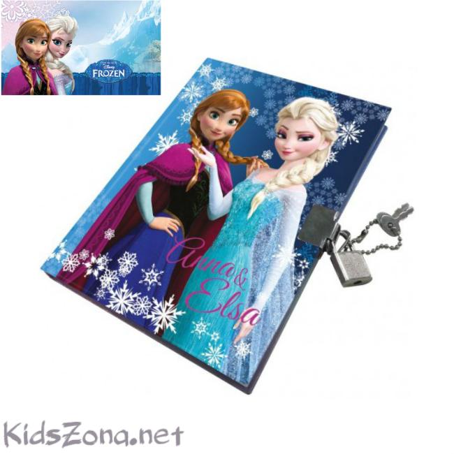 Дневник Frozen