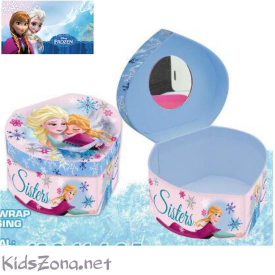 Кутия за бижута Frozen - M1