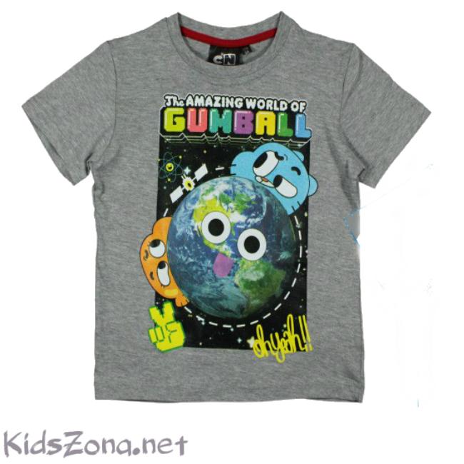 Детска тениска Gumball - M1