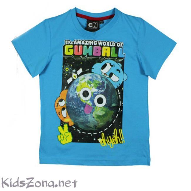 Детска тениска Gumball - M2